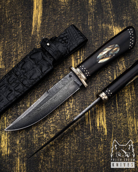 TACTICAL KNIFE LAST CHANCE FIGHTER KARUD