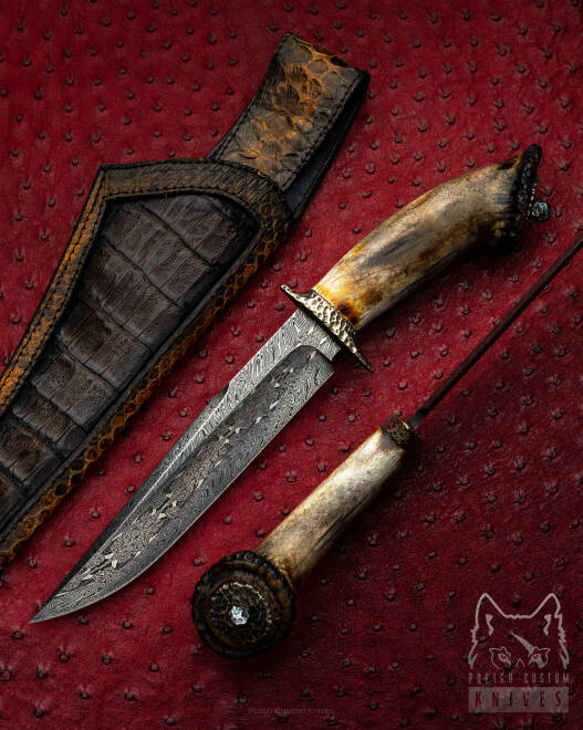KNIFE RELIKT HUNTER MICHO