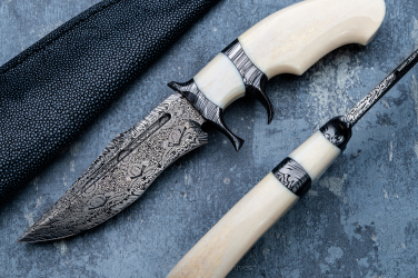 KNIFE LEGENDS PEARL IN THE CROWN SUB HILT MICHO