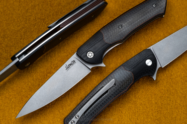 KNIFE SLIM 5 CARBON G10