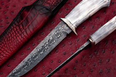 KNIFE LEGENDS DRAGON SQUIRE MICHO