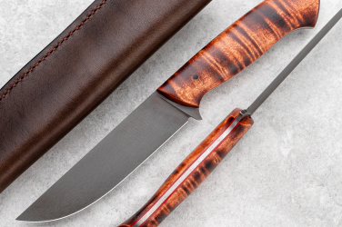 HUNTING KNIFE HUNTER V4.2 STRIPED MAPLE