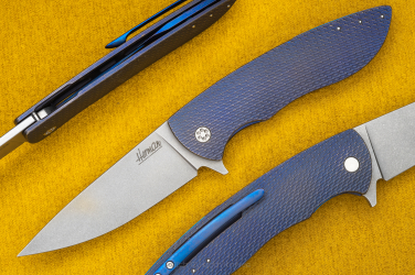 FOLDING KNIFE BIG STING HERMAN
