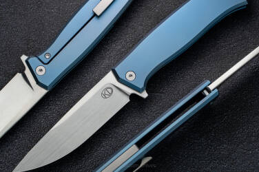 FOLDING KNIFE ARSEN 21 BLUE KD