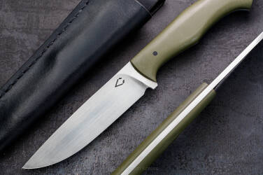 SURVIVAL, BUSHCRAFT KNIFE SYLVAN 1 CZEKALSKI