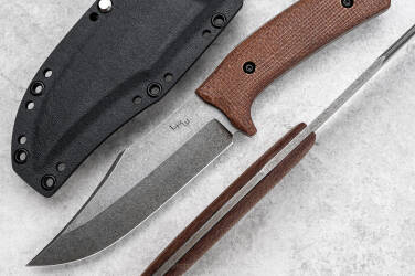 TACTICAL KNIFE CITI BOWIE XL MICARTA LKW