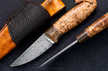 HUNTING EDC EXCLUSIVE KNIFE PRETTY SHANK 1 KARUD