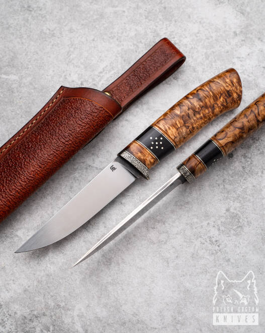 HUNTING KNIFE BIRCH HUNTER KARUD