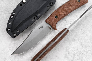TACTICAL KNIFE CITI BOWIE MICARTA LKW