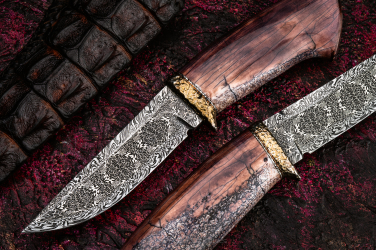 KNIFE LEGENDS DRAGON'S RIB MICHO