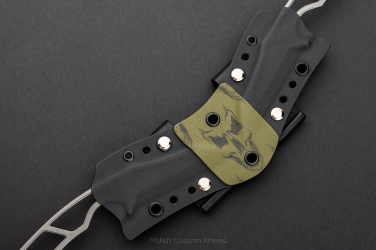 TACTICAL KNIVES DOUBLE NECK 3 HERMAN