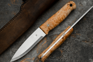 SURVIVAL KNIFE BUSHCRAFT M390 AK