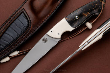 HUNTING KNIFE TIAMAT 2 M390 G-CUSTOM