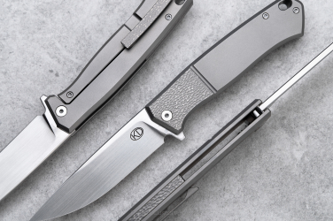 FOLDING KNIFE ARSEN BOLSTER 2 KD