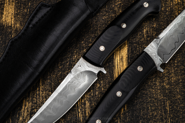 HUNTING KNIFE HUNTER G10 MOD 1.1 GREG FORGE