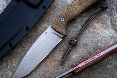KNIFE FLINT 115 AK