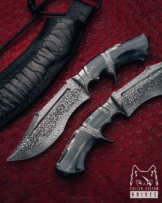KNIFE LEGENDS SPACE PRAETORIAN II MICHO