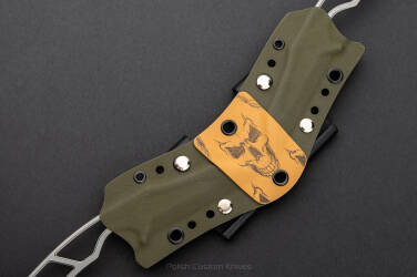 TACTICAL KNIVES DOUBLE NECK 4 HERMAN